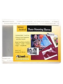 Photo Mounting Sleeves