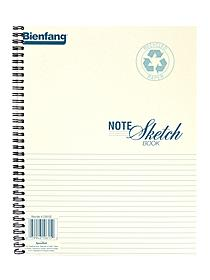 Note Sketch Book