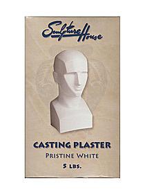 Pristine White Casting Plaster 25 lb.