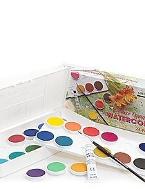 Deluxe Opaque Watercolor Set