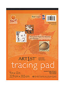 Art1st Tracing Paper Pads