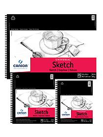 Universal Heavyweight Sketch Pads