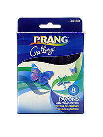 Payons Watercolor Crayons set of 8 56455