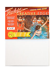 Creative Edge Pre-Stretched Canvas Traditional Style