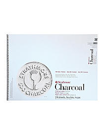 500 Series Charcoal Paper Pads