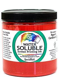 Water Soluble Screen Printing Ink