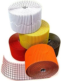 Bordette Corrugated Roll