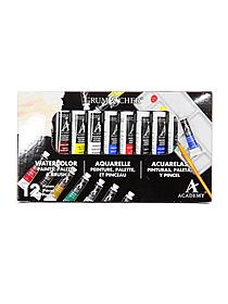 Academy  Basic Tube Watercolor Sets