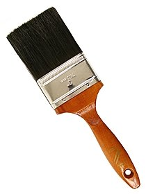 Polyester Utility Brushes 3 in.