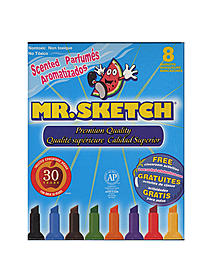 Mr. Sketch Marker Sets