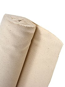 Unprimed Heavy Weight Cotton Canvas -- Style 548