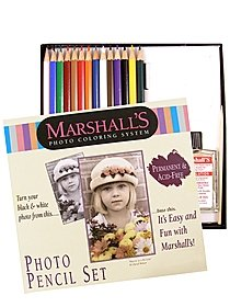 Photo Pencil Sets