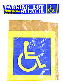 Stencil-It Reusable Oilboard Lettering Sets