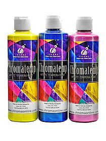 ChromaTemp Pearlescent Tempera Paint