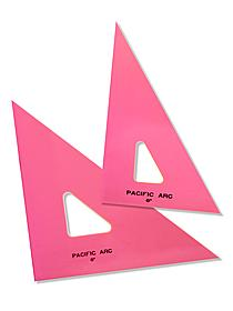 Professional Fluorescent Triangles