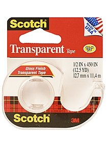 Scotch Transparent Tape 600