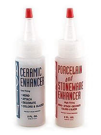 Ceramic Enhancer/Porcelain and Stoneware Enhancer