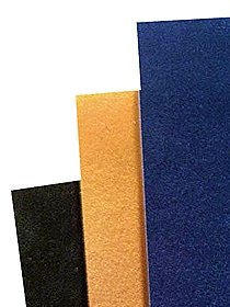 Heavyweight Colored Velour Sheet