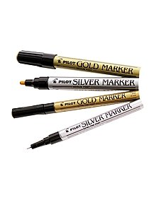 Gold and Silver Markers