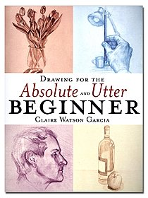 "Based on her own successful courses and workshops, Claire Watson Garcia's Drawing for the Absolute and Utter Beginner gives novice artists the tools to make competent, often eloquent drawings. Using a positive, accepting tone that teaches ""how to find what works"" as a practical skill, Garcia presents a series of progressive lessons that gradually introduces readers to essential drawing skills: recording edges; creating dimension; adding accuracy; developing and expanding values with pencil, pen, charcoal, Conte, and wash; balancing compositional elements; and drawing the human face, both frontal and profile views. The goals set by each chapter are within the reach of every beginner, and satisfy and encourage readers by enabling them to create a reasonable likeness of an object and to give it the appearance of spatial depth. The book recreates a classroom setting by including artwork and tips for success from beginnind students who have worked on the same materil"