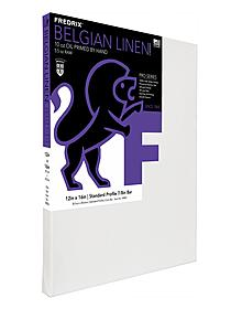 Green Label 100% Pure Linen Pre-Stretched Canvas