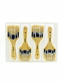 Bristle Hair Large Area Brushes - Classroom Value Pack