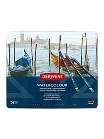 Watercolor Pencil Sets in Tins