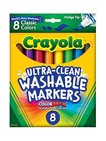 Classic Color Washable Markers