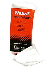 Handi-Pads pack of 100