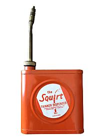 The Squirt Thinner Dispenser