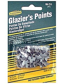 Push Mate and  Glazier's Points