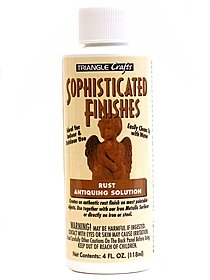 Sophisticated Finishes Antiquing Solutions