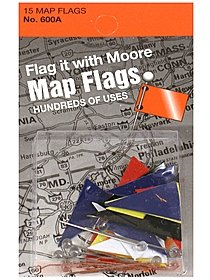 Map Flags Assortment