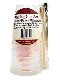 Mixing Cups pack of 6 38650