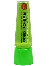 Roll-On Green Liquid Glue