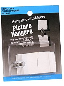 Nail-less Cloth Picture Hangers