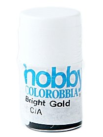 "Liquid Bright Gold ""N"" Metallic Lustre"