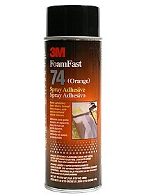 Image of Foam Fast Adhesive 74 17 oz. can