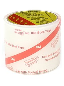 Scotch Book Tape 845