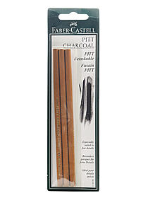 Pitt Compressed Charcoal Pencils