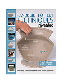 Handbuilt Pottery Techniques Revealed