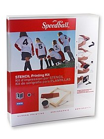 Stencil Screen Printing Kit