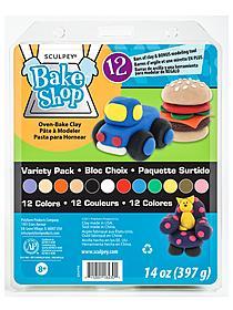 Bake Shop Oven Bake Clay