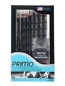 Primo Euro Blend Charcoal Deluxe Set #59
