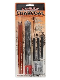 Getting Started with Charcoal Set