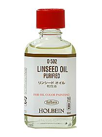 Linseed Oil- Purified