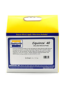 Equinox Slow Silicone Putty Kit