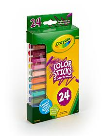 Colored Pencil Color Sticks