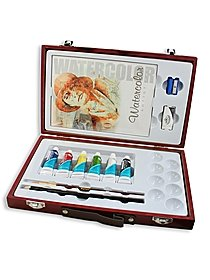 Travel Easy Watercolor Set