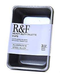 Encaustic Palette Cups large pack of 3 98134